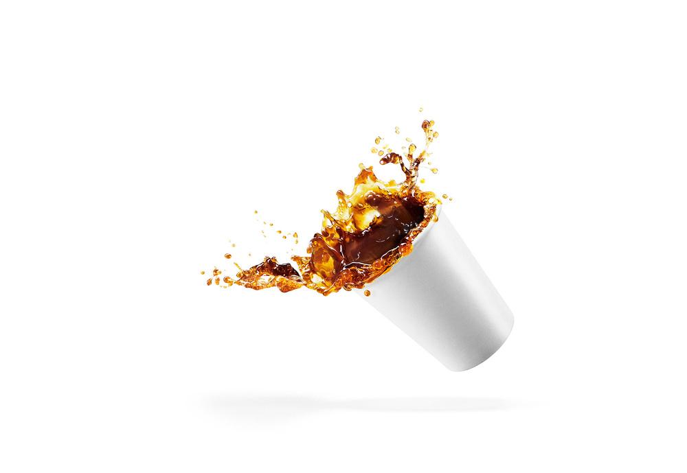 Personal work   Coffee splash