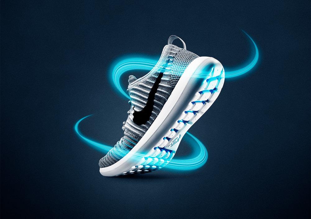 Personal work   Nike
