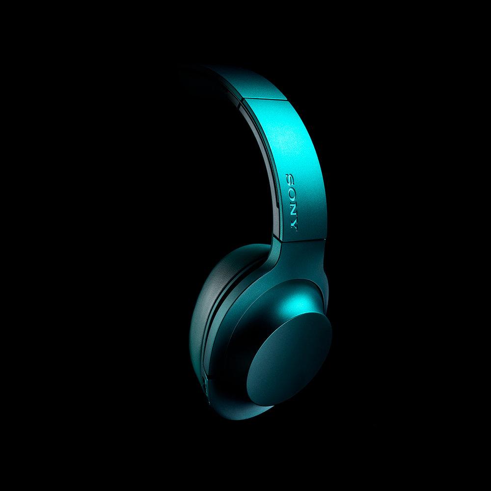 Personal work   Sony headphones