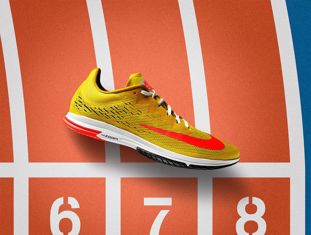Personal work   Nike Air Zoom