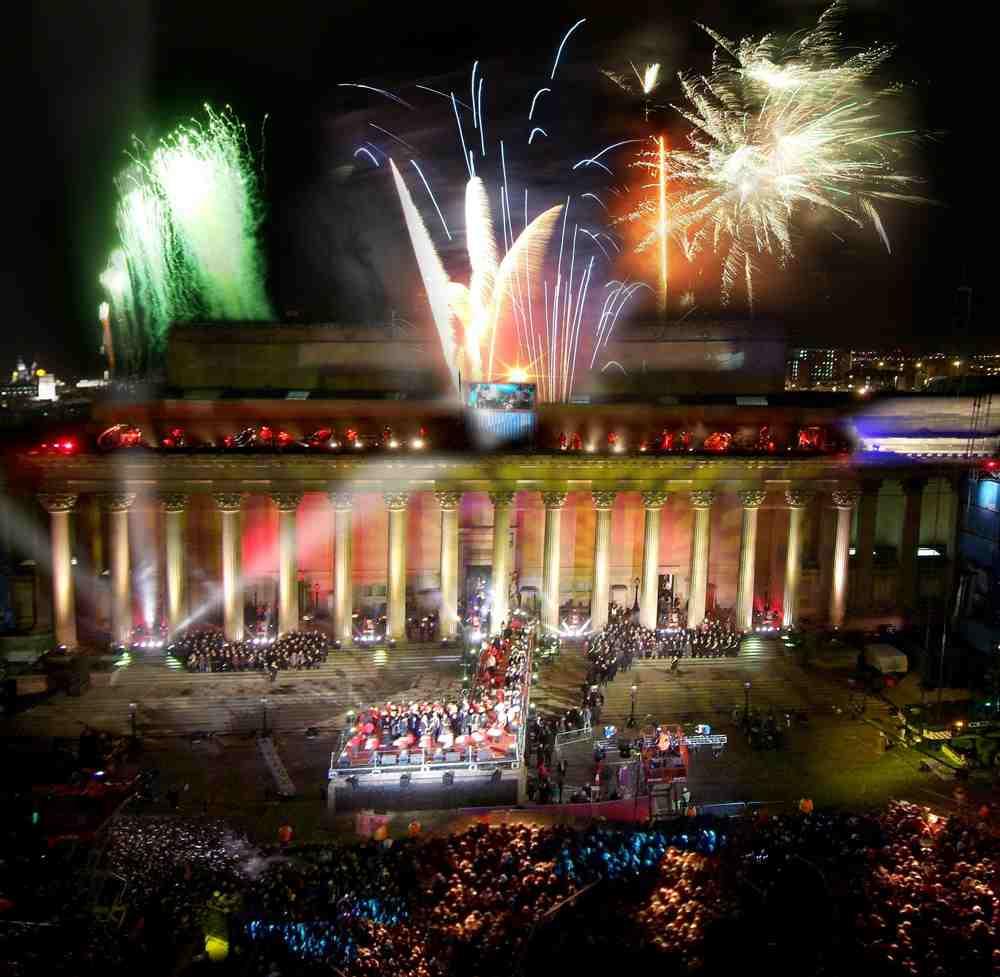 Liverpool Capital of Culture, Liverpool, UK (2008)