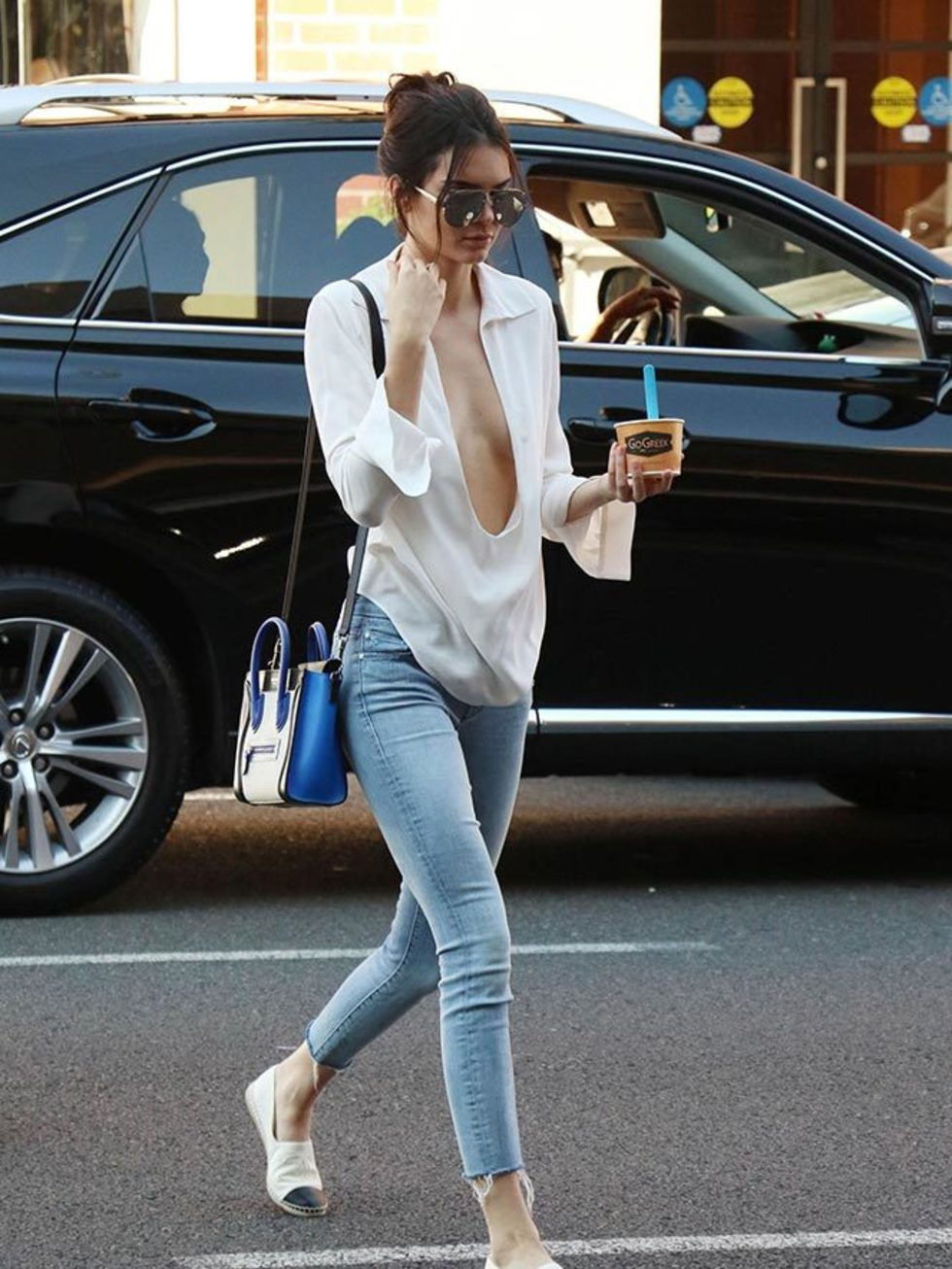 Style Icon Kendall Jenner Urban Shadow