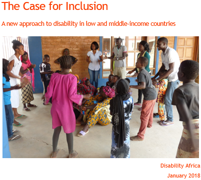 Read our Case For Inclusion here