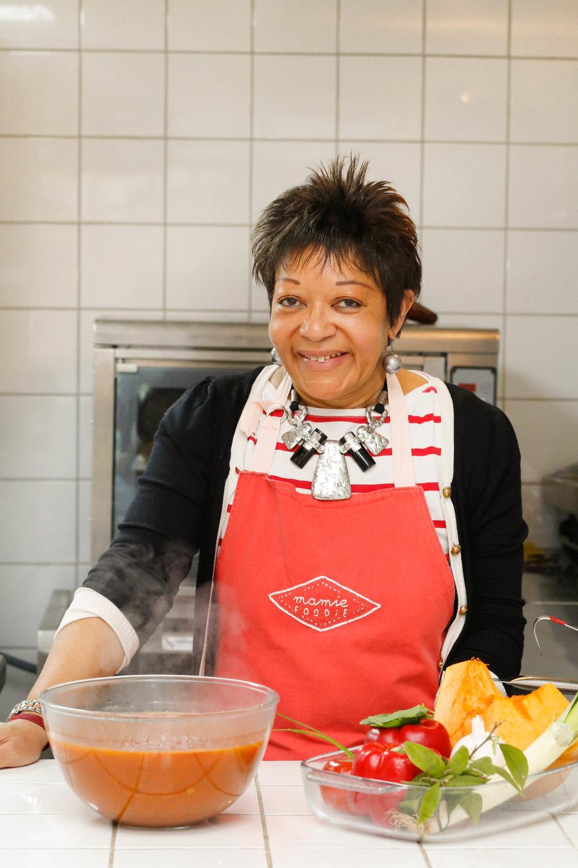 Martine, cuisine sénégalaise