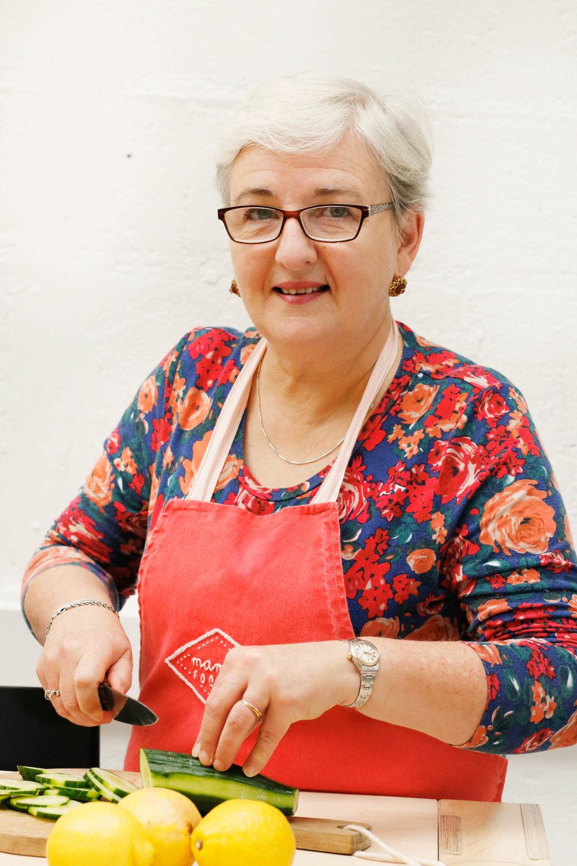 Patricia, cuisine argentine
