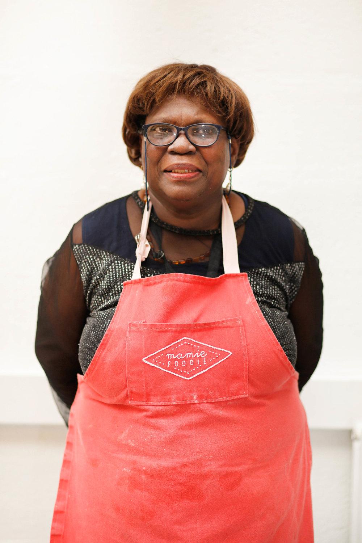 Jocelyne, cuisine martiniquaise