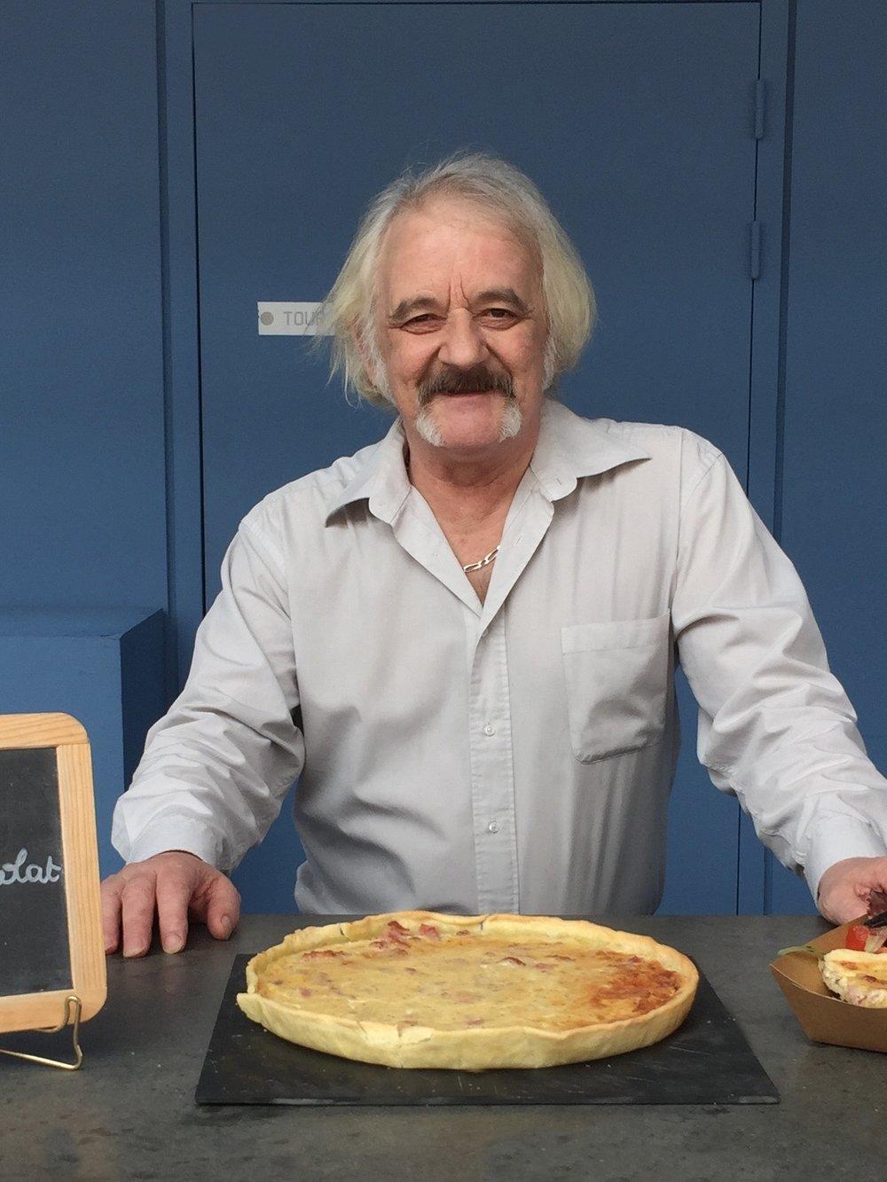 Gilles, cuisine française