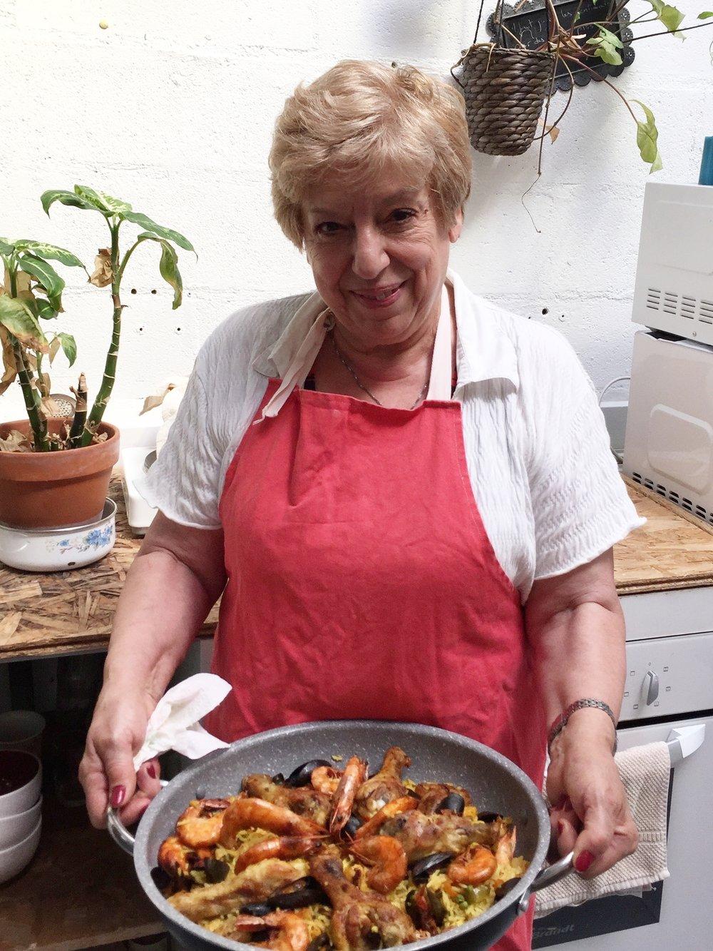 Andrée, cuisine française