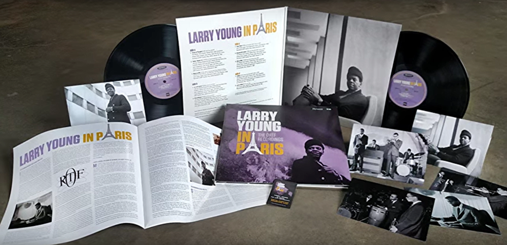 Also available as a double-LP set with photos, and booklet.  Click here  for more info.