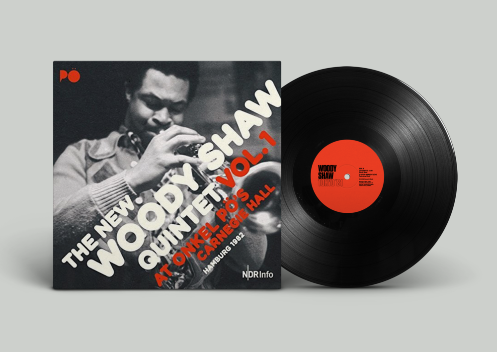 The New Woody Shaw Quintet Vol.1, Live At Onkel Po's  (JazzLine) (2018)   Music content curation, licensing, and pre-production. Album notes written by Woody Shaw III.