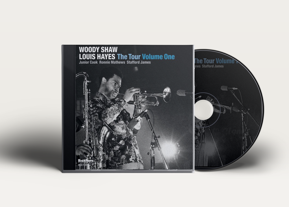 Woody Shaw & Louis Hayes: The Tour, Vol. 1  (High Note) (2017)   Music content curation, licensing, and production. Album notes written by Woody Shaw III.
