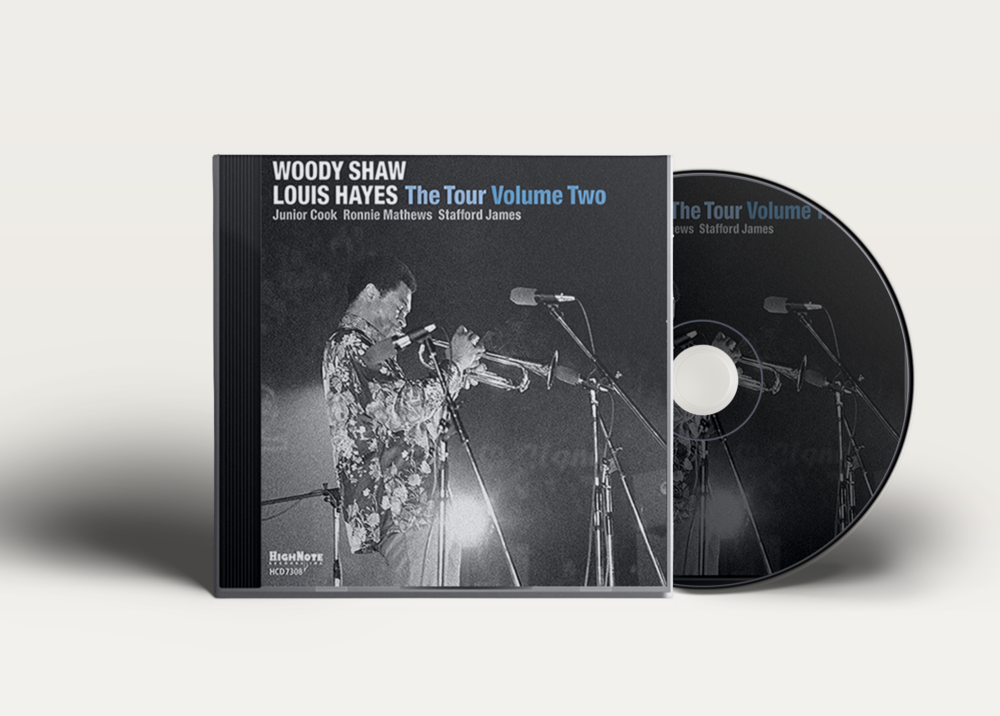 Woody Shaw & Louis Hayes: The Tour, Vol. 2  (High Note) (2017)   Music content curation, licensing, and production. Album notes written by Woody Shaw III.