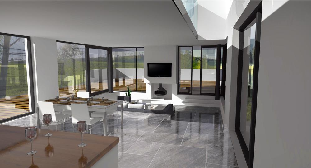Nest Architects Cookstown Northern Ireland MODERN VERNACULAR