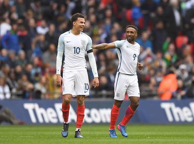 Good win today, a lot of positives to take from the week!! Congrats to @iamjermaindefoe 🦁⚽️
