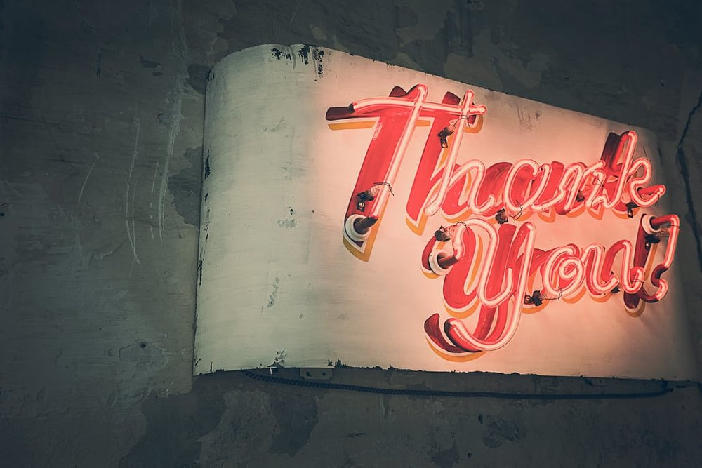 The Power of Thank You - Spire Workforce Solutions