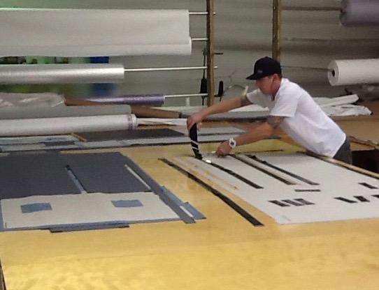 Vinyl Utility Flooring