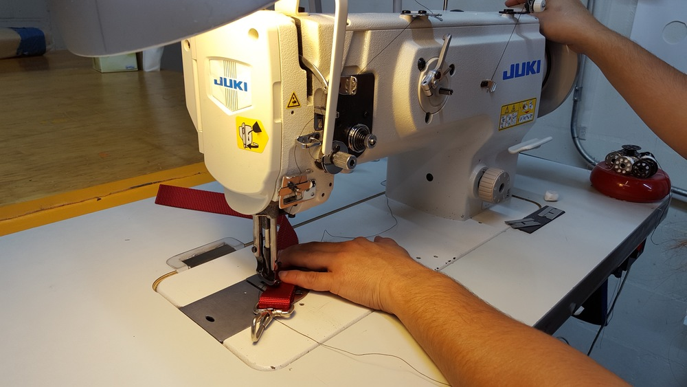 Precision Sewing
