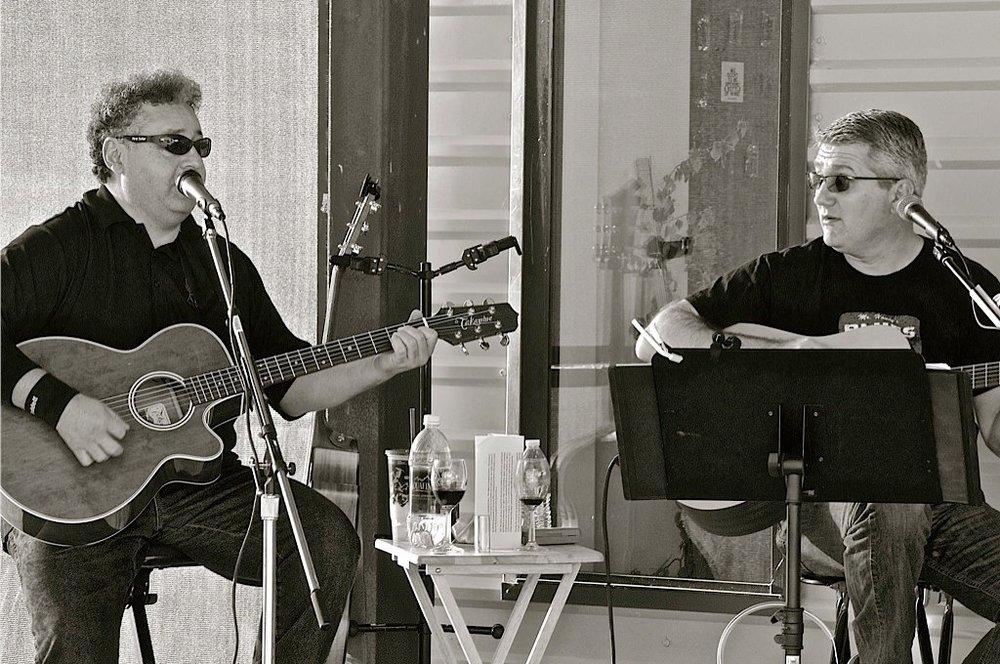 Jerry & Ed BW.jpg