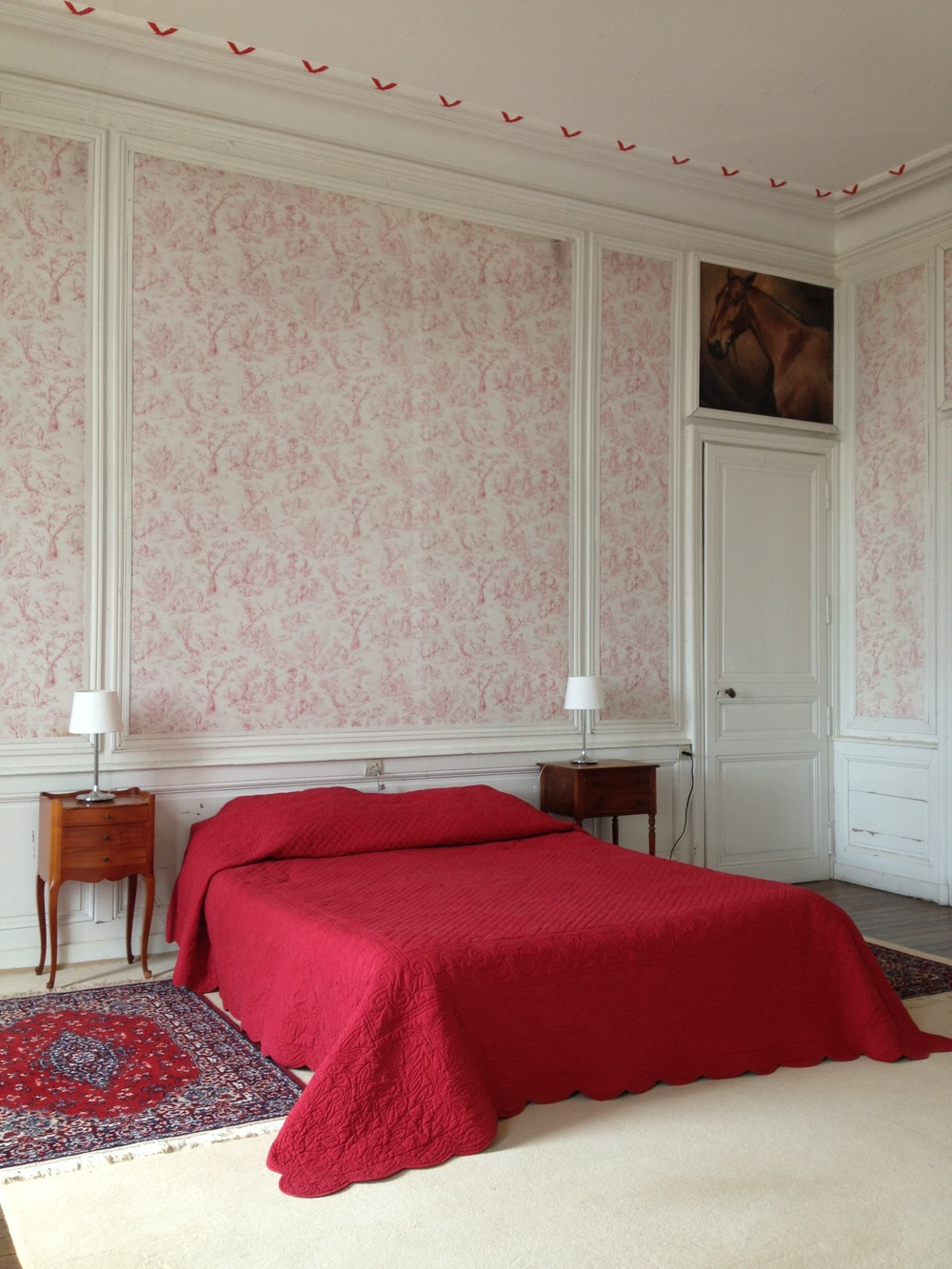 First Floor Chateau du Pin