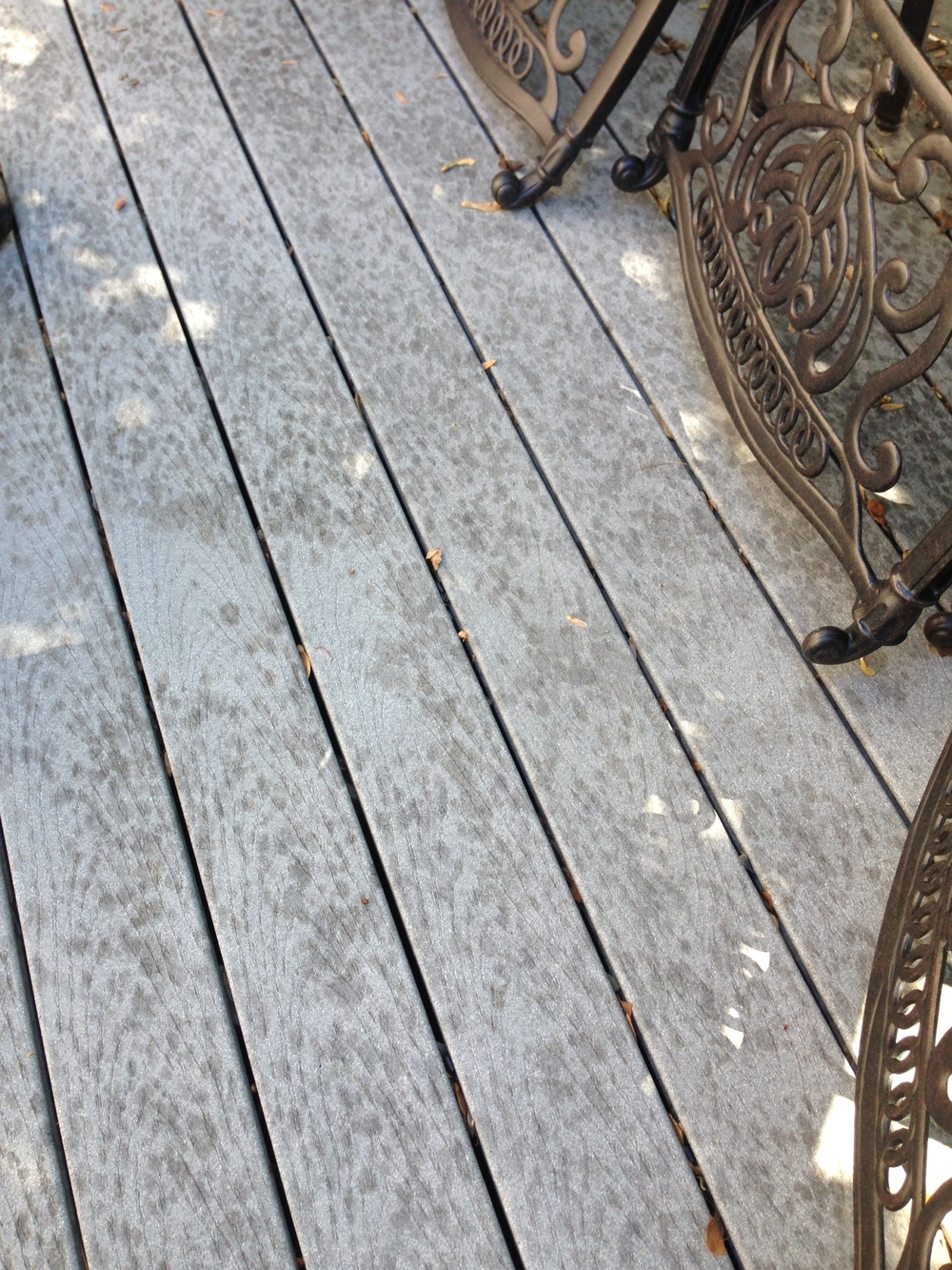 composite decking mold