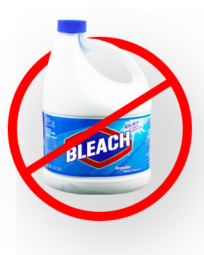 bleach bad