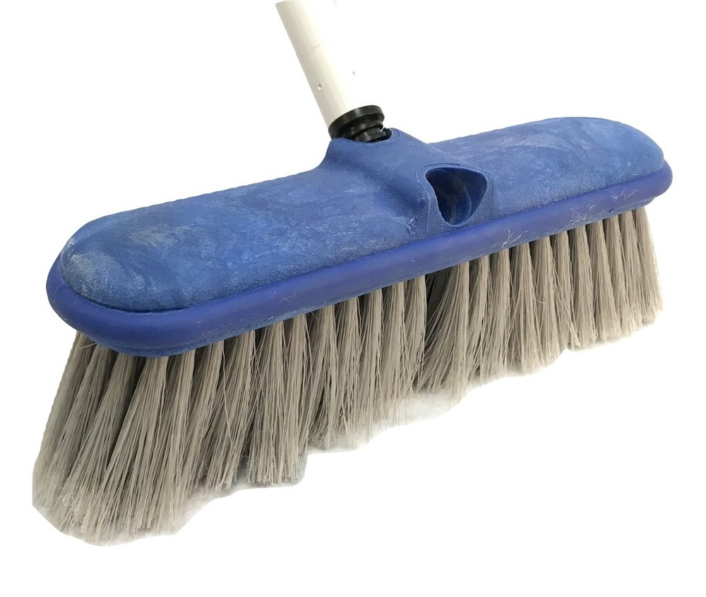 best composite decking cleaning brush