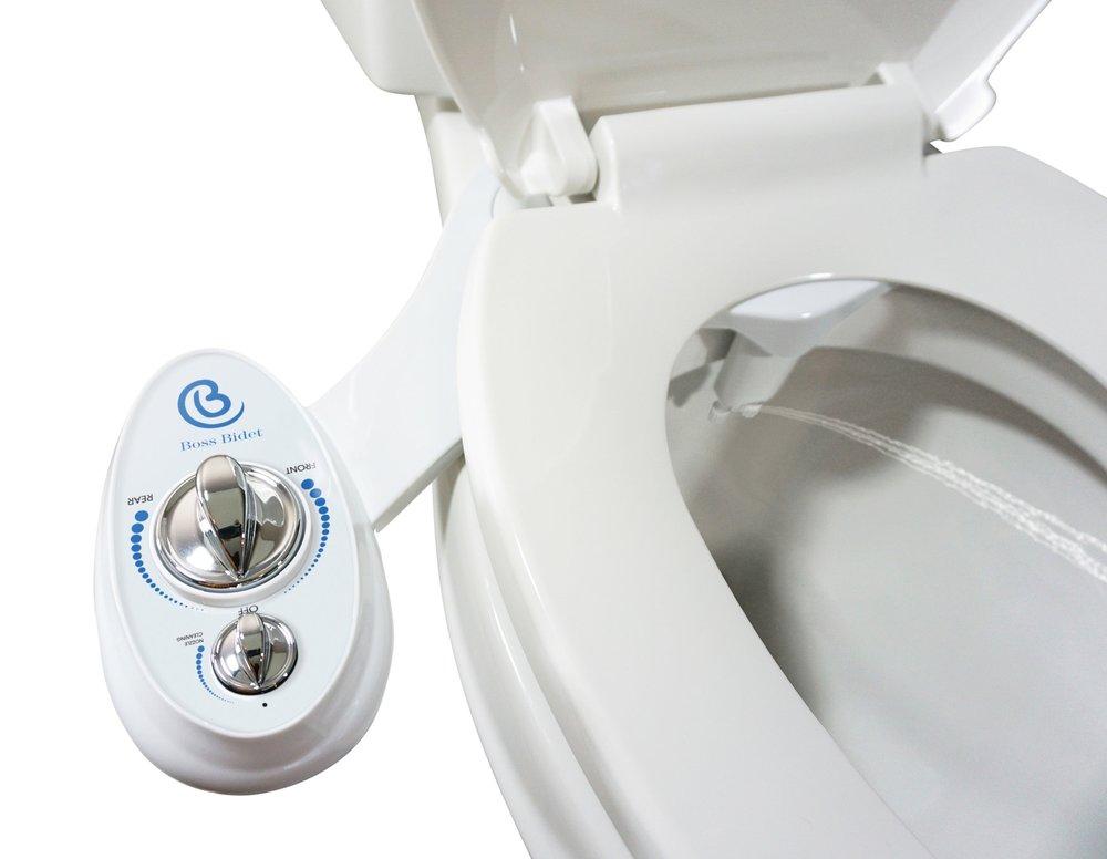 Copy Of Luxury   White   Picture   Attachment   Bathroom   Toilet | Boss  Bidet