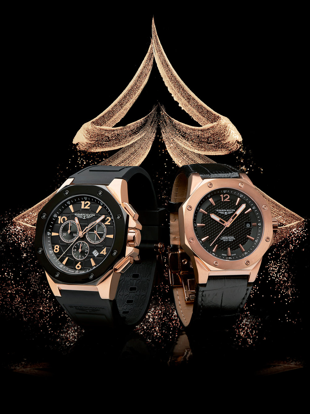Xmas Cornavin Watches