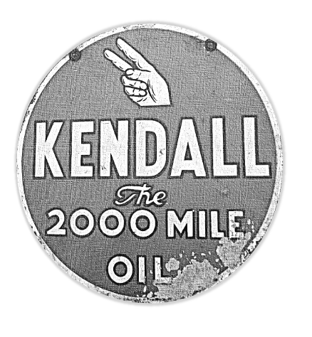 A Brief History Kendall Motor Oils