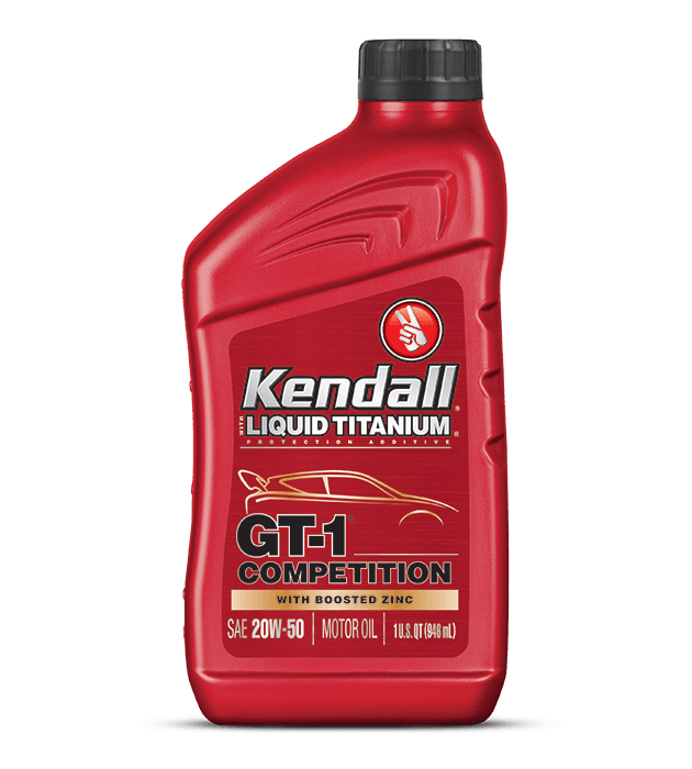 Racing/High Performance Motor Oils
