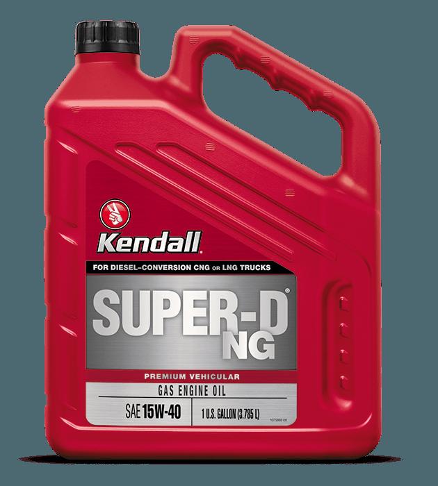 Kendall Motor Oils