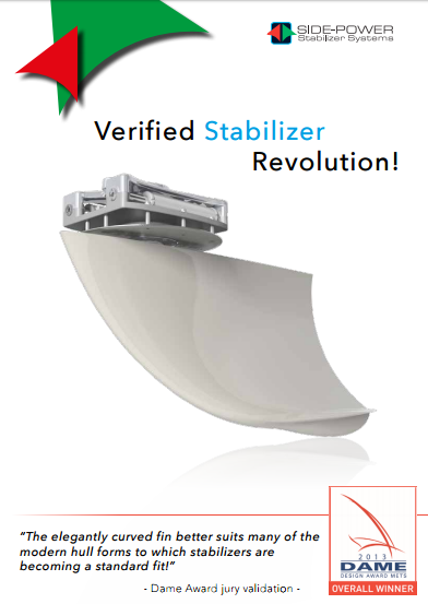STABILIZERS - SIDE-POWER