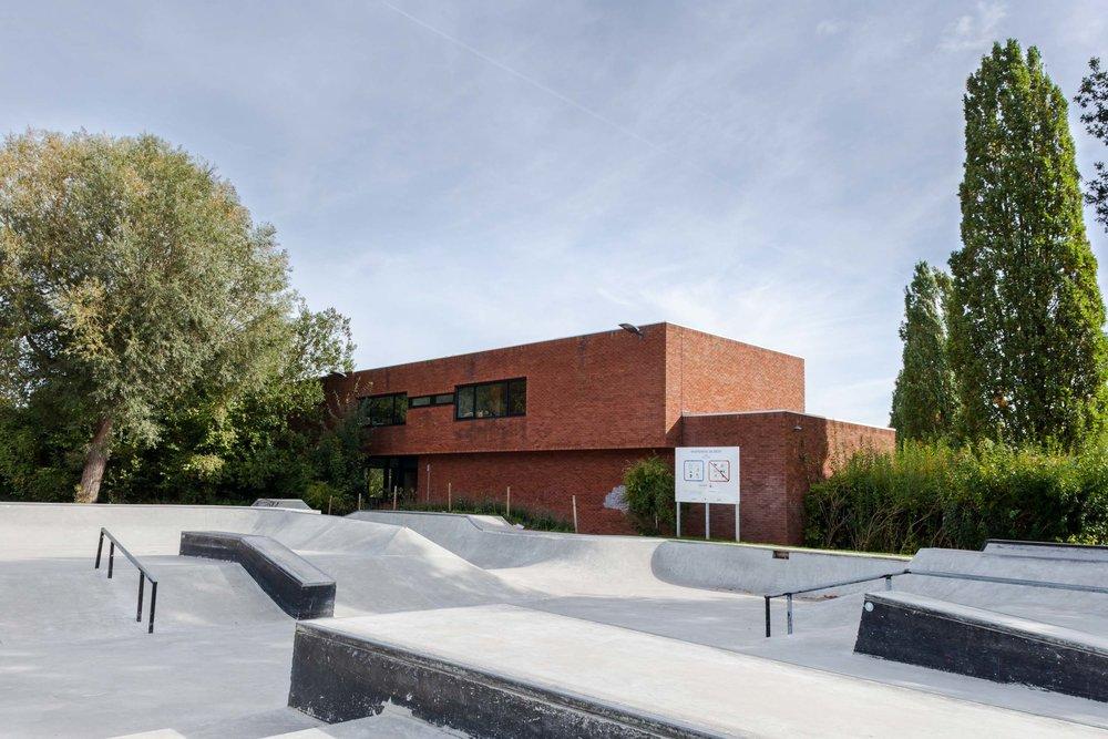 Westrand shot for OSK-AR architecten