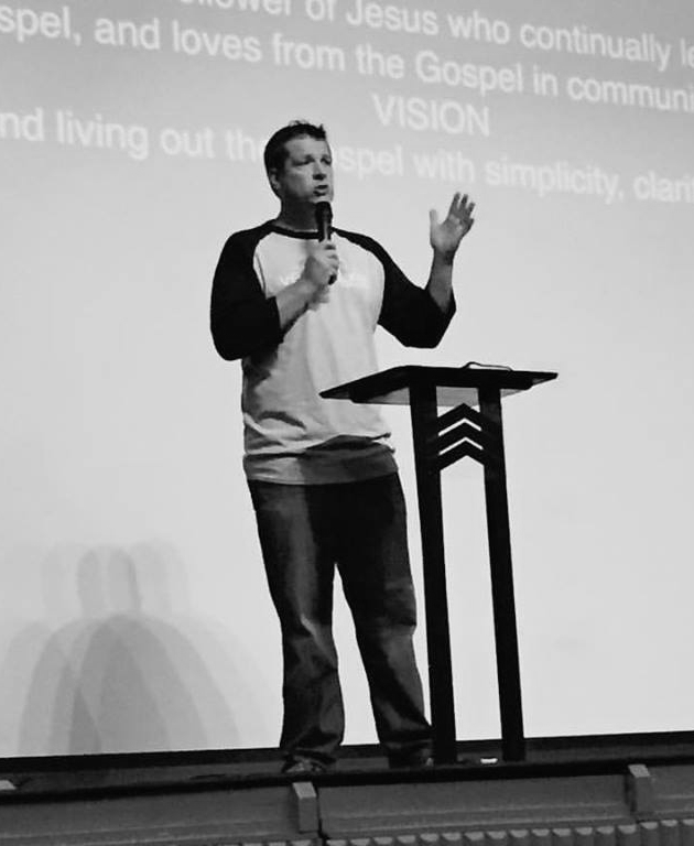 Josh Kappes Co-Pastor, VerticalLife Church