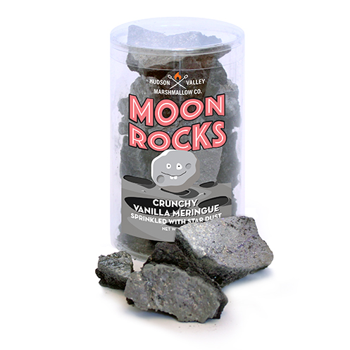 "HUDSON VALLEY MARSHMALLOW CO. ""MOON ROCKS"""