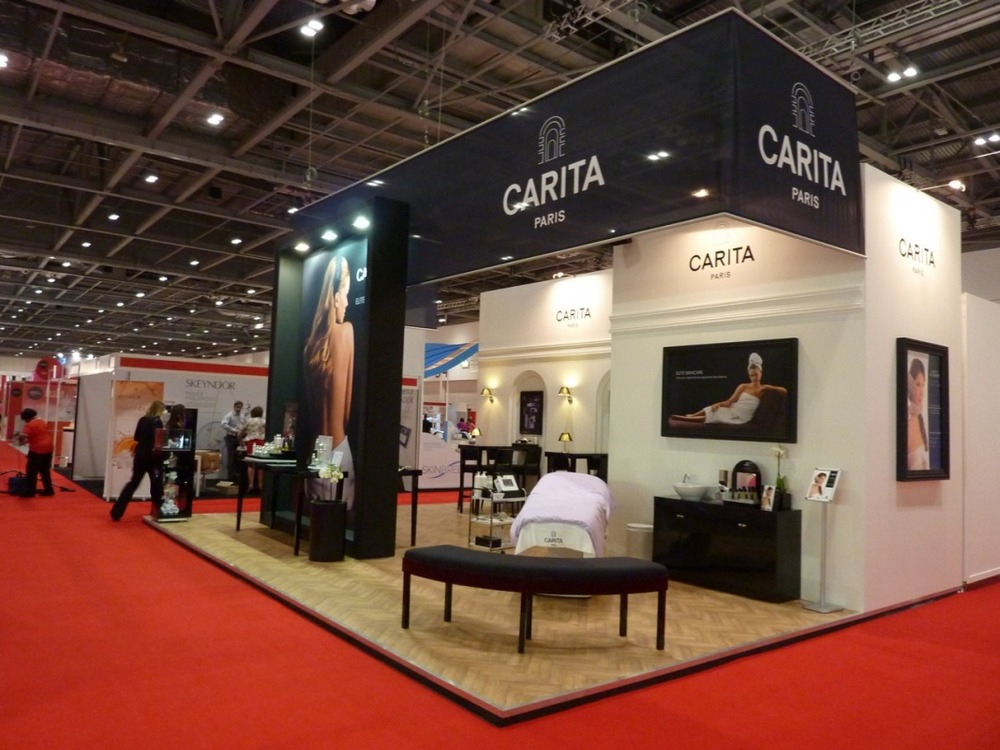 Carita at Professional Beauty