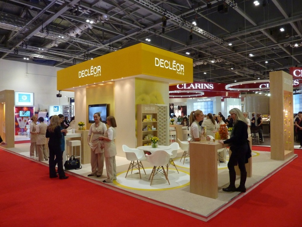 Decleor at Professional Beauty