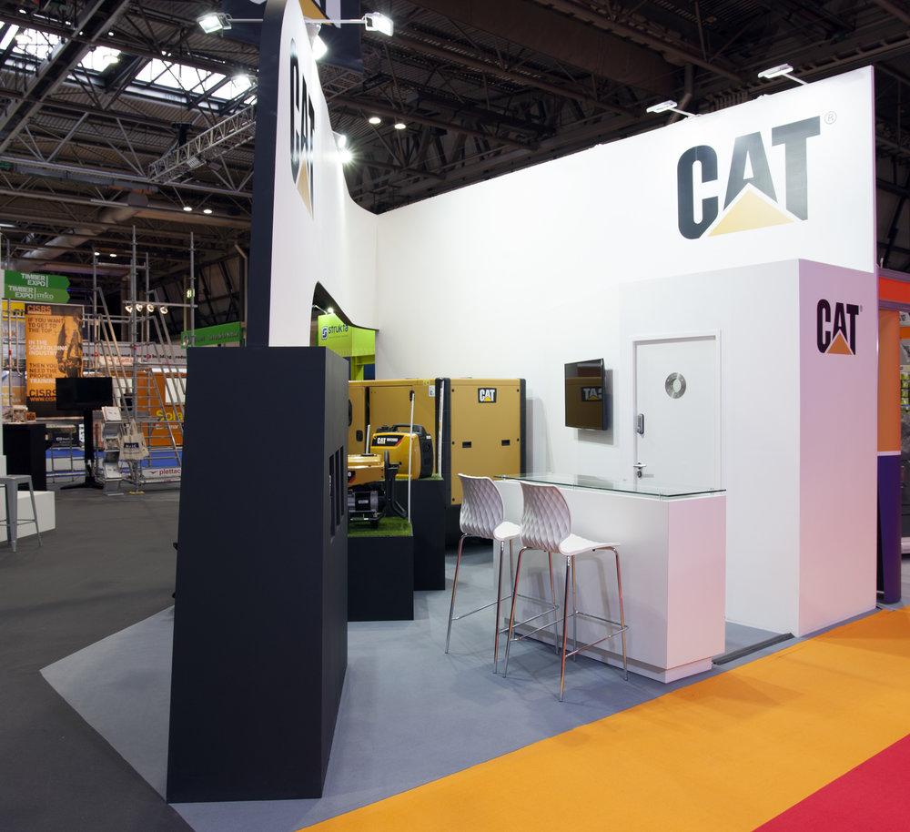 UK Construction Week 2017 NEC Nest Studios