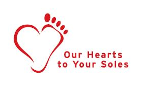Our Hearts to Your Soles