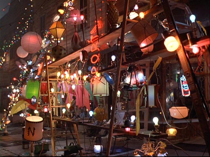 Chris' Light Installation, Norther Exposure
