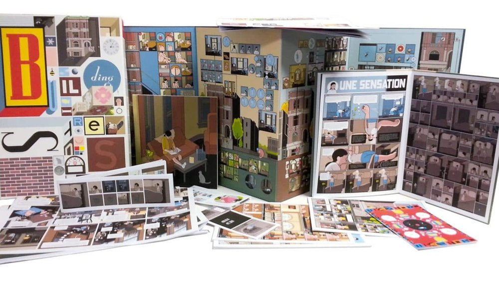 Building Stories , by Chris Ware