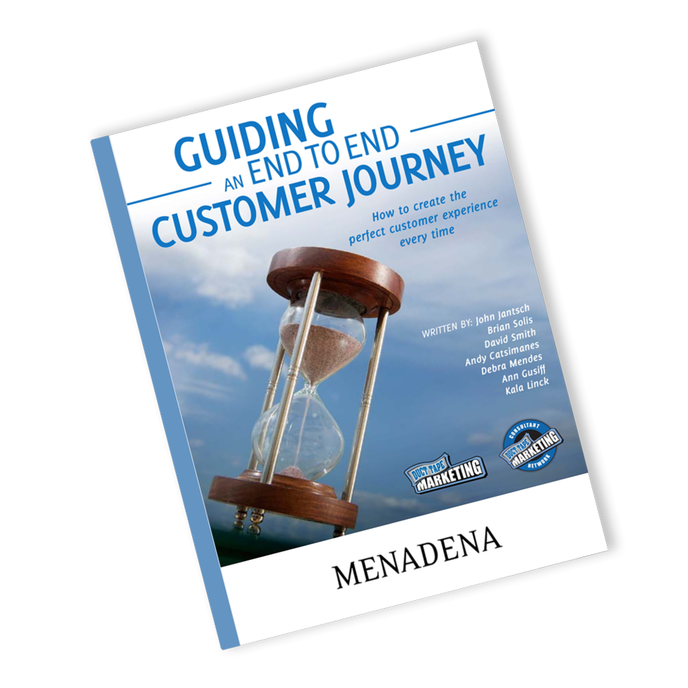 Guiding the Customer Journey Free eBook