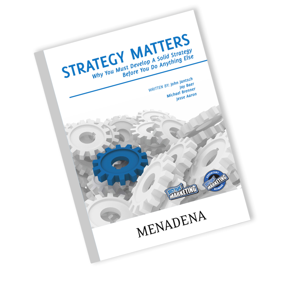 Strategy Matters Free Ebook
