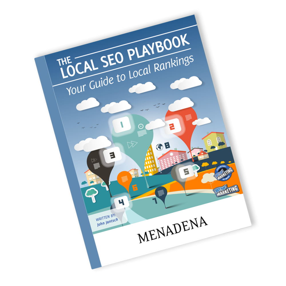 Local SEO Playbook Free Ebook