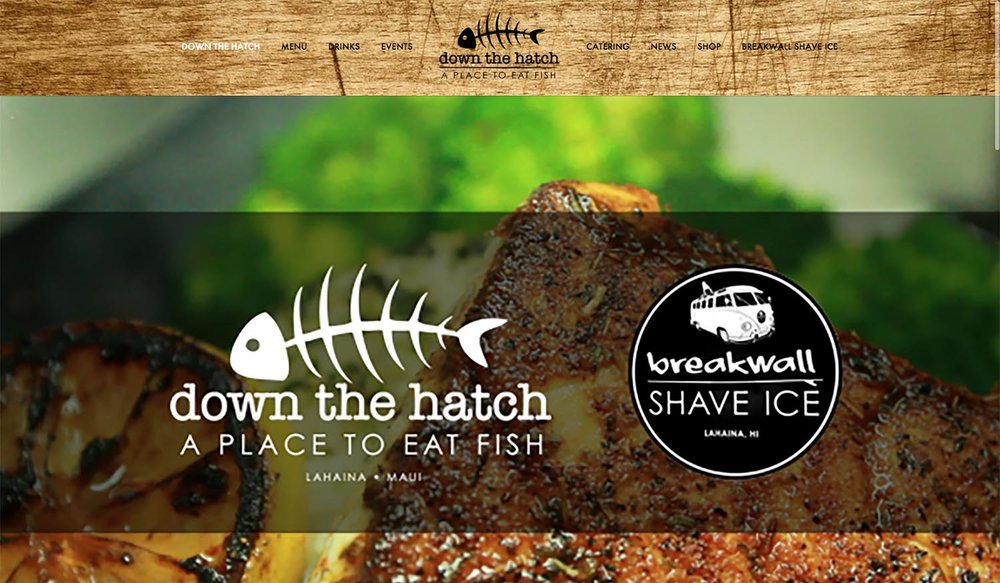 Down the Hatch needed a new website to represent its brand and connect with customers.  - DOWNTHEHATCH.COMMenadena's new website and search engine optimization helped Down the Hatch increase monthly trafffic from organic search by 195%. Menadena services used: Directory listingsSearch engine optimizationSquarespace website design