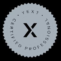 Yext Certified Partner Badge