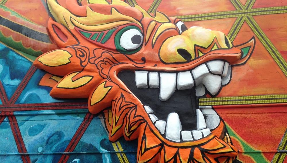 Chinatown's Centennial Mural Project