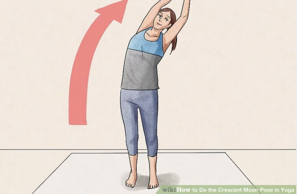 Source: https://www.wikihow.com/Do-the-Crescent-Moon-Pose-in-Yoga