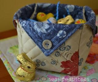 Frugal Fridays are fun and have a purpose. This week we are making a fabric box. Come and join us making inexpensive items that's fun and creative.
