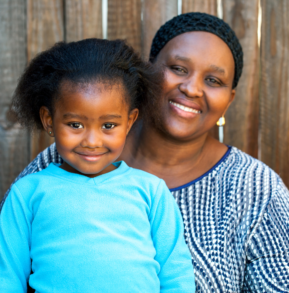 Lutheran Services of Georgia - Mother & Daughter Picture